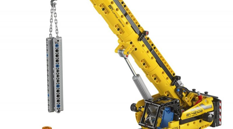 LEGO Technic 42108 Mobile Crane 3 800x445