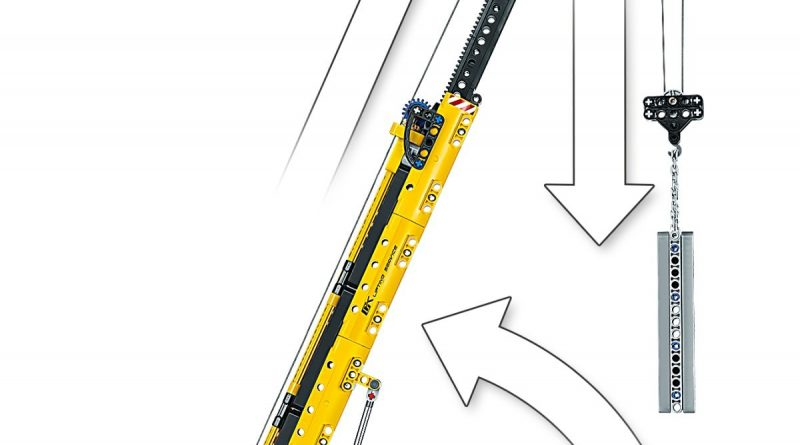 LEGO Technic 42108 Mobile Crane 4 800x445