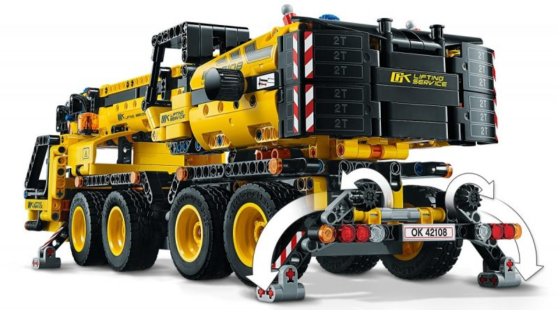 LEGO Technic 42108 Mobile Crane 6 800x445