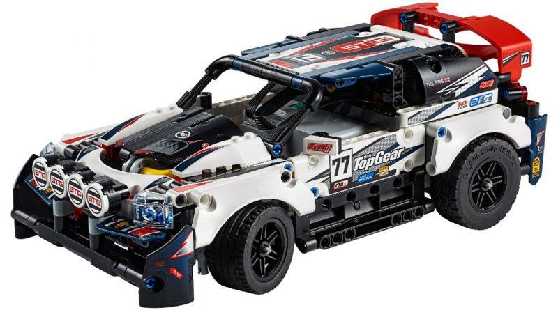LEGO Technic 42109 Top Gear Rally Car 16
