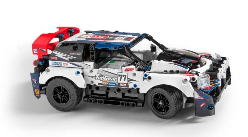 LEGO Technic 42109 Top Gear Rally Car 17