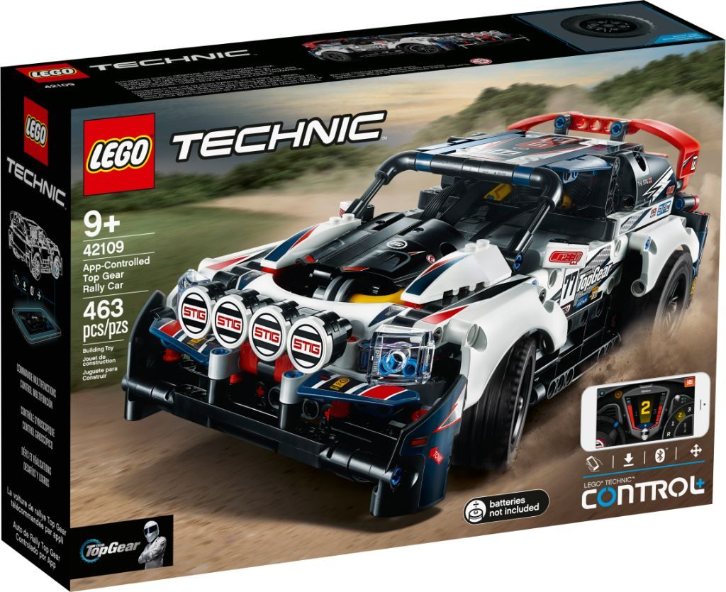 LEGO Technic 42109 Top Gear Rally Car 2 1024x835