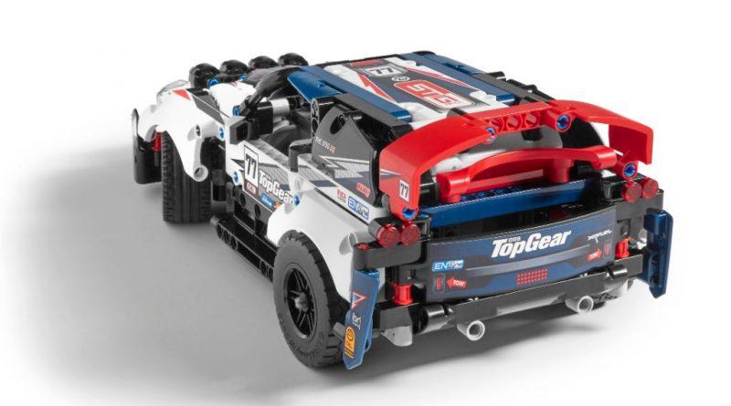LEGO Technic 42109 Top Gear Rally Car 20