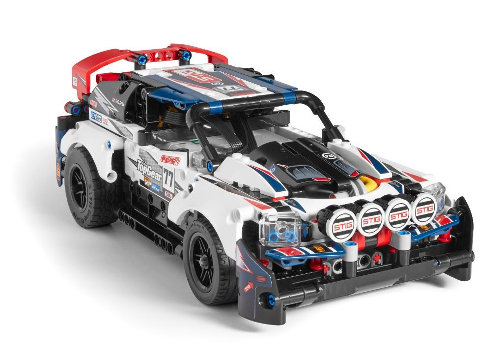 LEGO Technic 42109 Top Gear Rally Car 21 1024x726