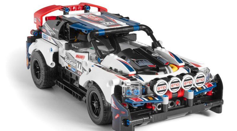 LEGO Technic 42109 Top Gear Rally Car 21