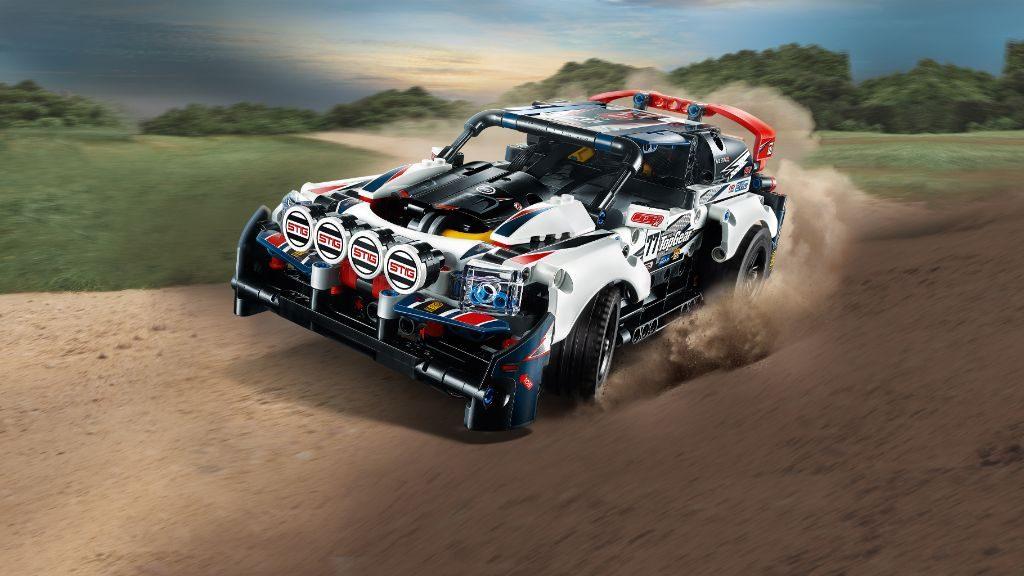 LEGO Technic 42109 Top Gear Rally Car 22