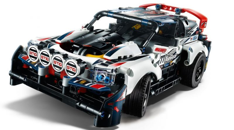 LEGO Technic 42109 Top Gear Rally Car 23