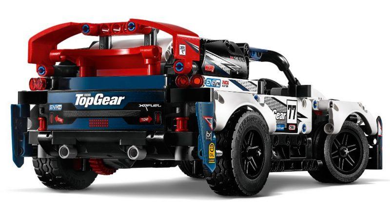 LEGO Technic 42109 Top Gear Rally Car 25