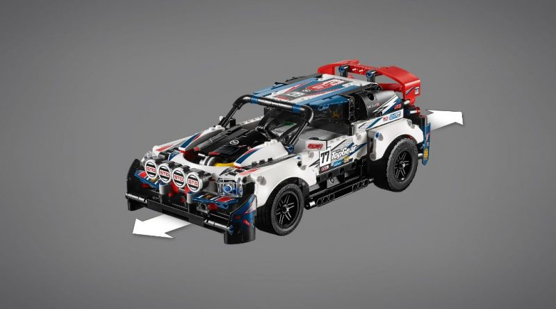LEGO Technic 42109 Top Gear Rally Car 26