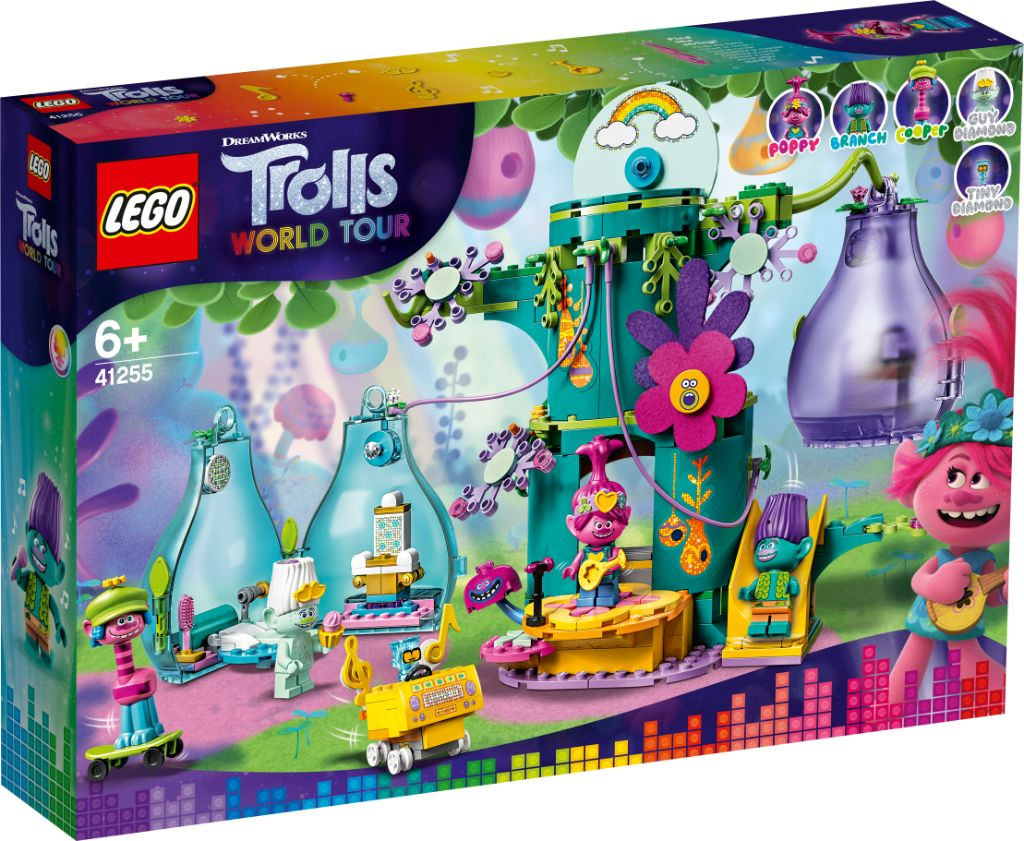LEGO Trolls World Tour 1