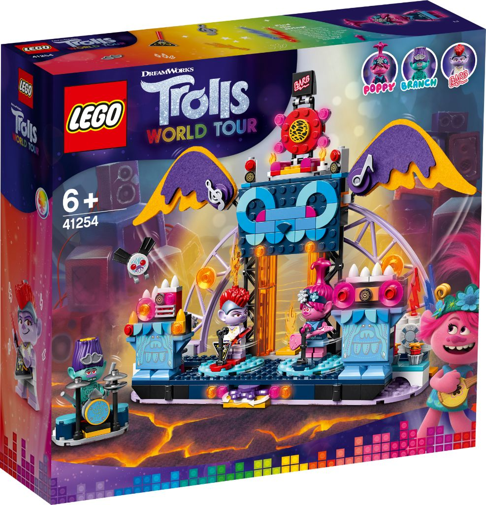 LEGO Trolls World Tour 12