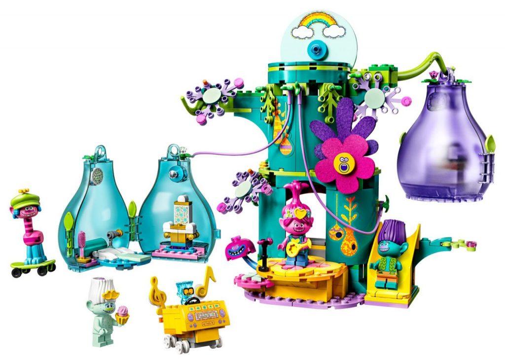 LEGO Trolls World Tour 41255 Pop Village Celebration 1 1024x738
