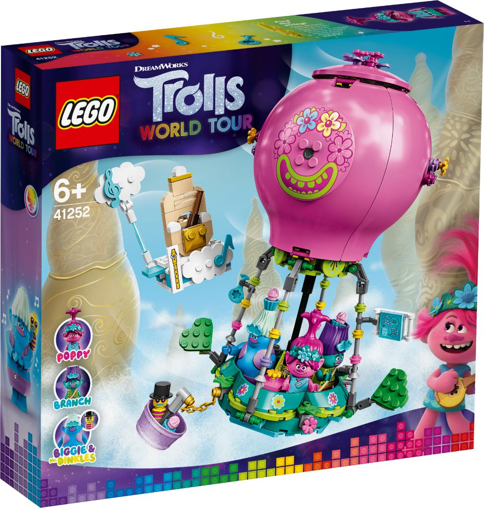 LEGO Trolls World Tour 7