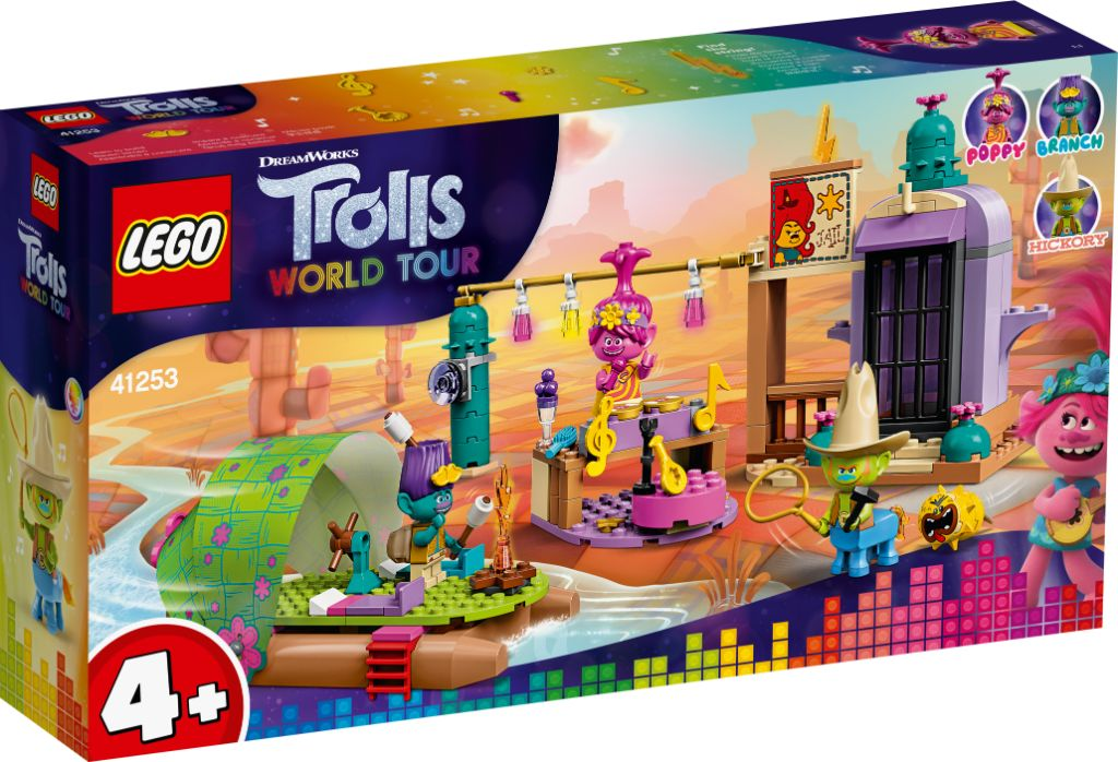 LEGO Trolls World Tour 9