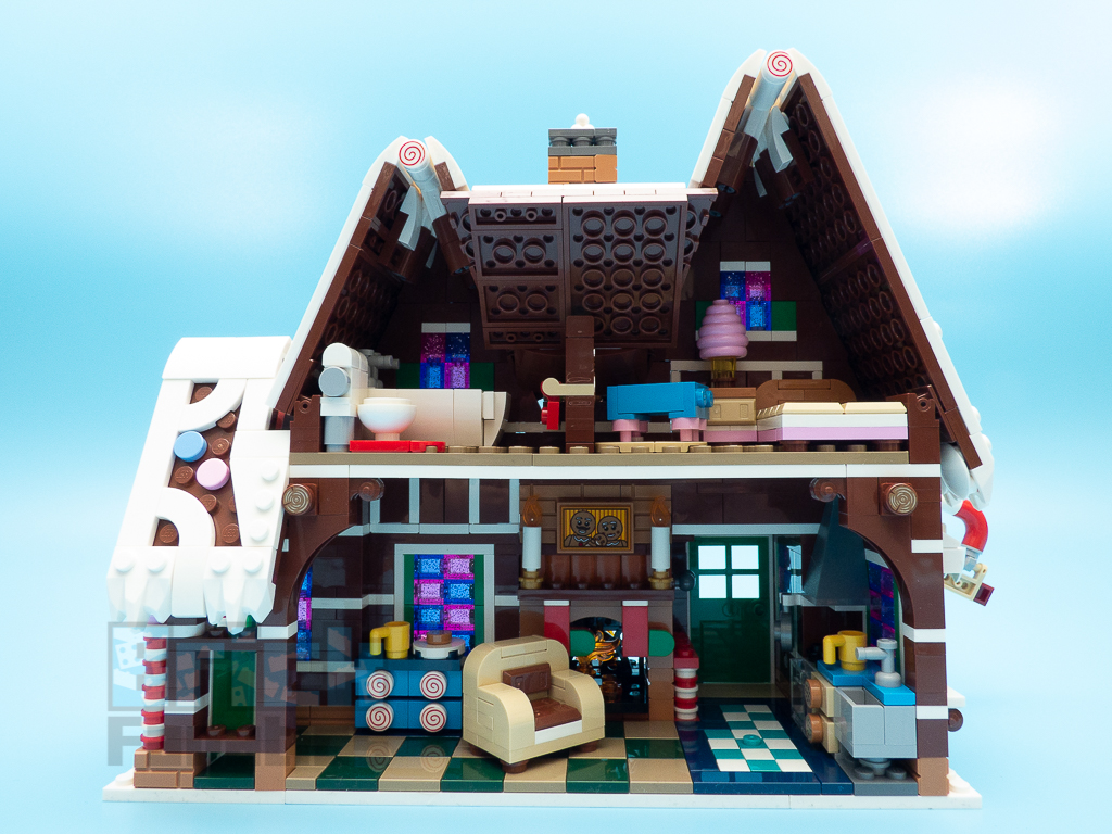 LEGO Creator Expert 10267 Gingerbread House