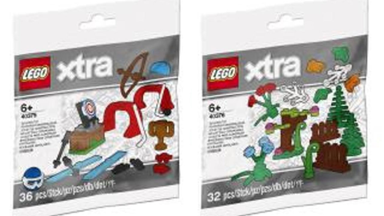 LEGO 40368 Xtra Christmas Accessories Poly Bag