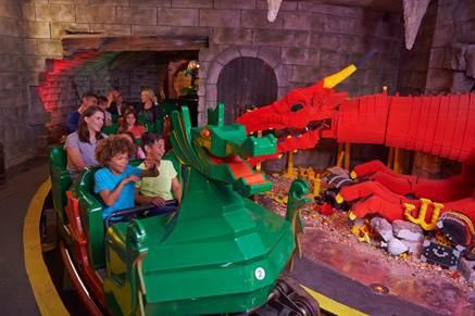 LEGOLAND Dragon Coaster
