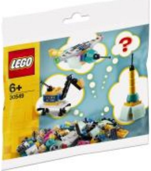 P LEGO 30549 Build Your Own Vehicles