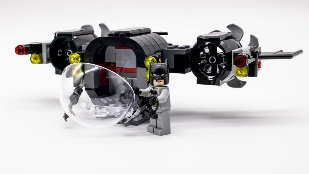Batman Outside The Sub 1024x576