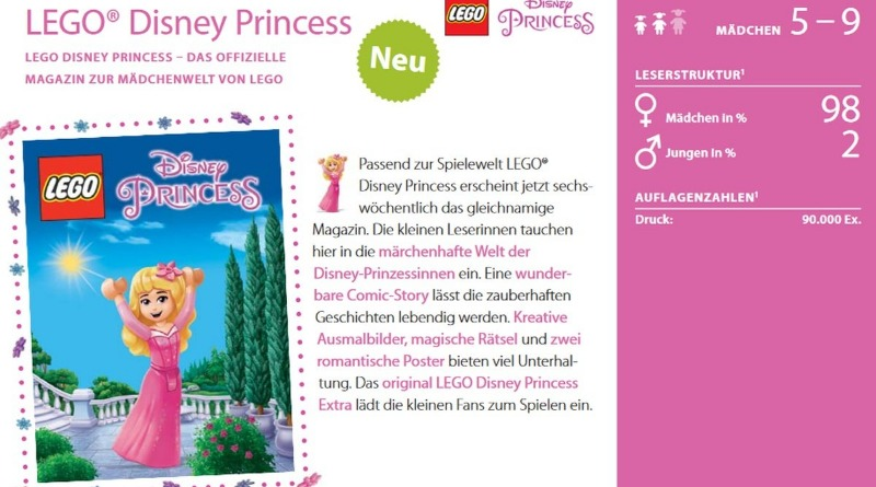 Disney Princess Magazine Featured