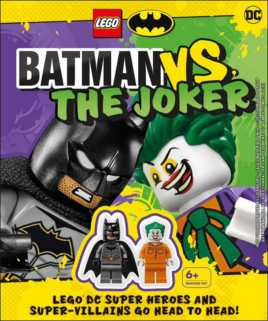 Lego Book Batman Joker 2020 854x1024