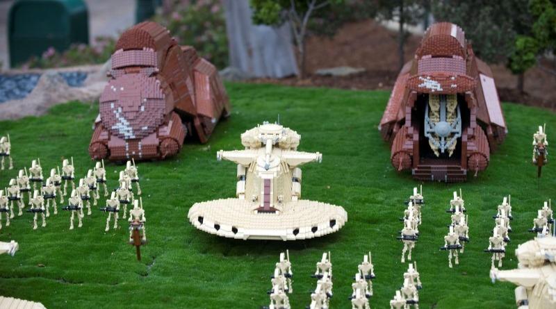 lego star wars miniland featured