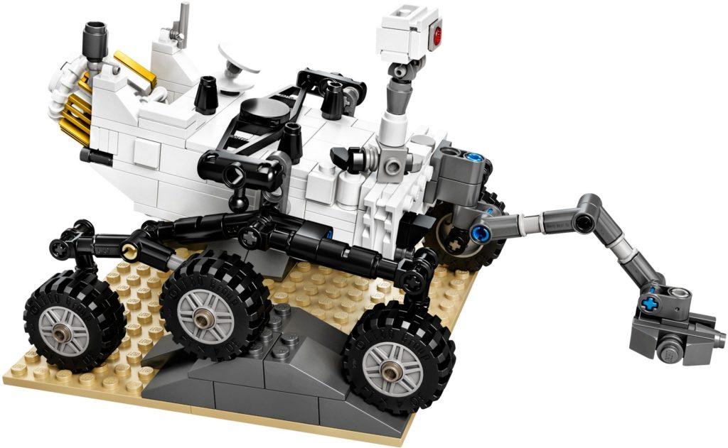 21104 NASA Mars Science Laboratory Curiosity Rover