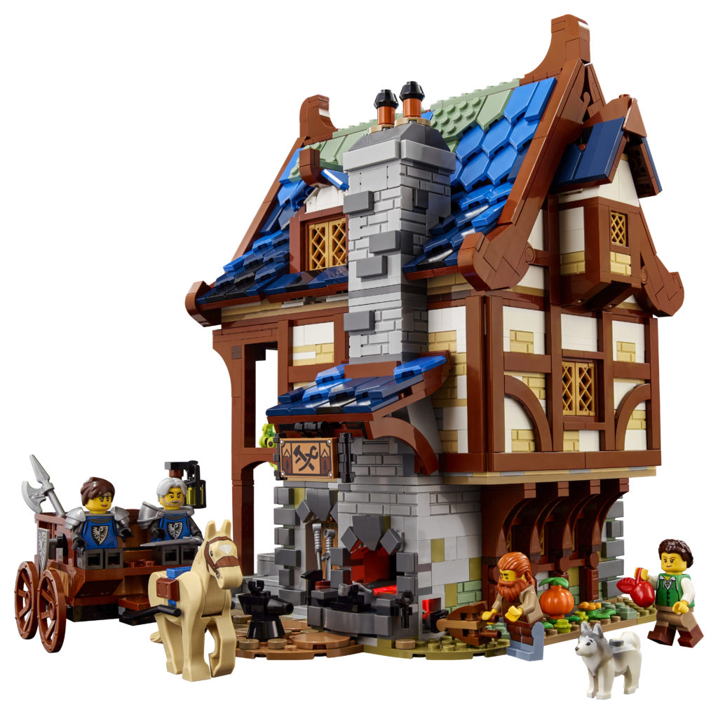 21325 Medieval Blacksmith 1 1