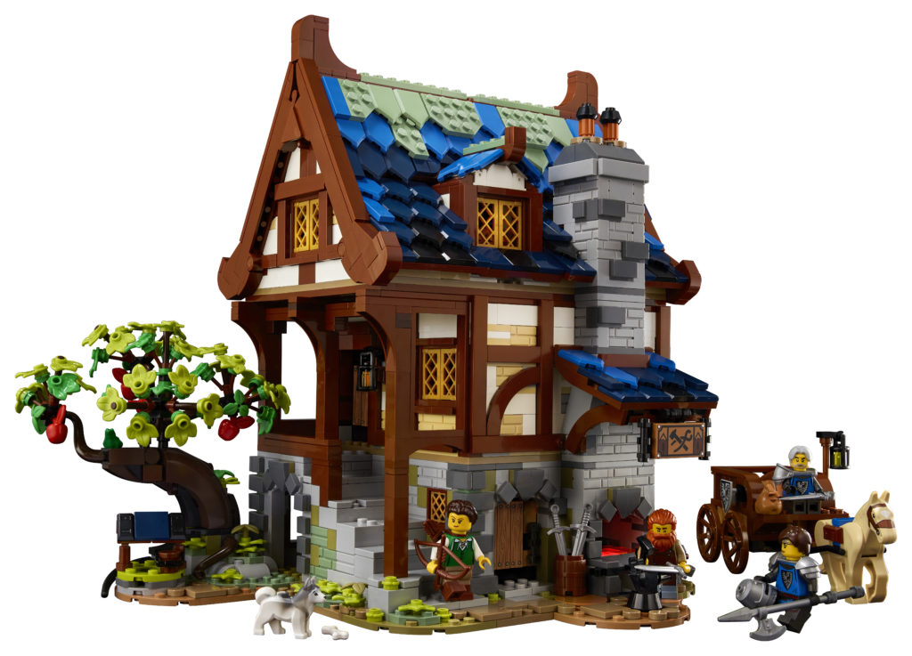 21325 Medieval Blacksmith 2 1