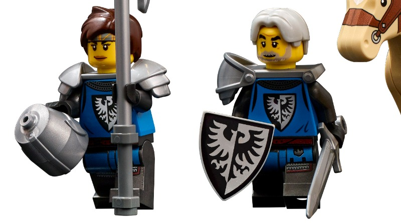 21325 Medieval Blacksmith Knights Featured 1