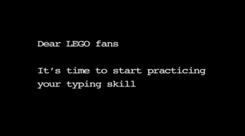21327 Typewriter Rumour