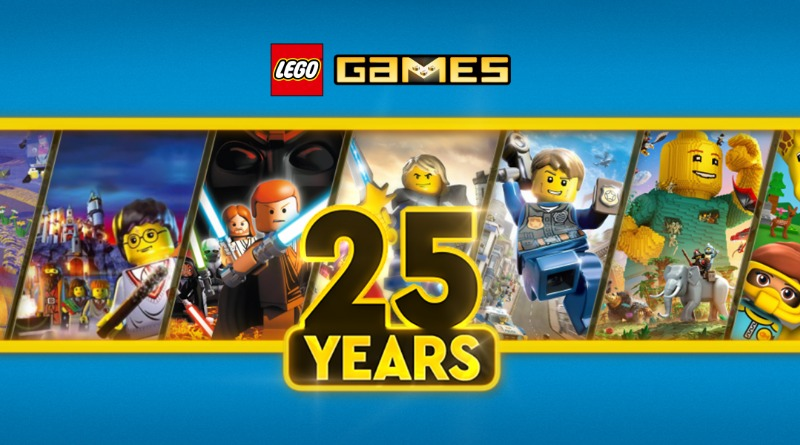 25 Years Of LEGO Videogames Featured