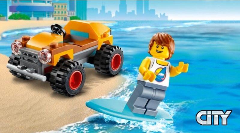 LEGO 30369 City polybag