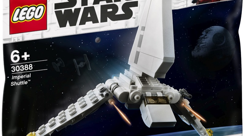 30388 Imperial Shuttle Featured