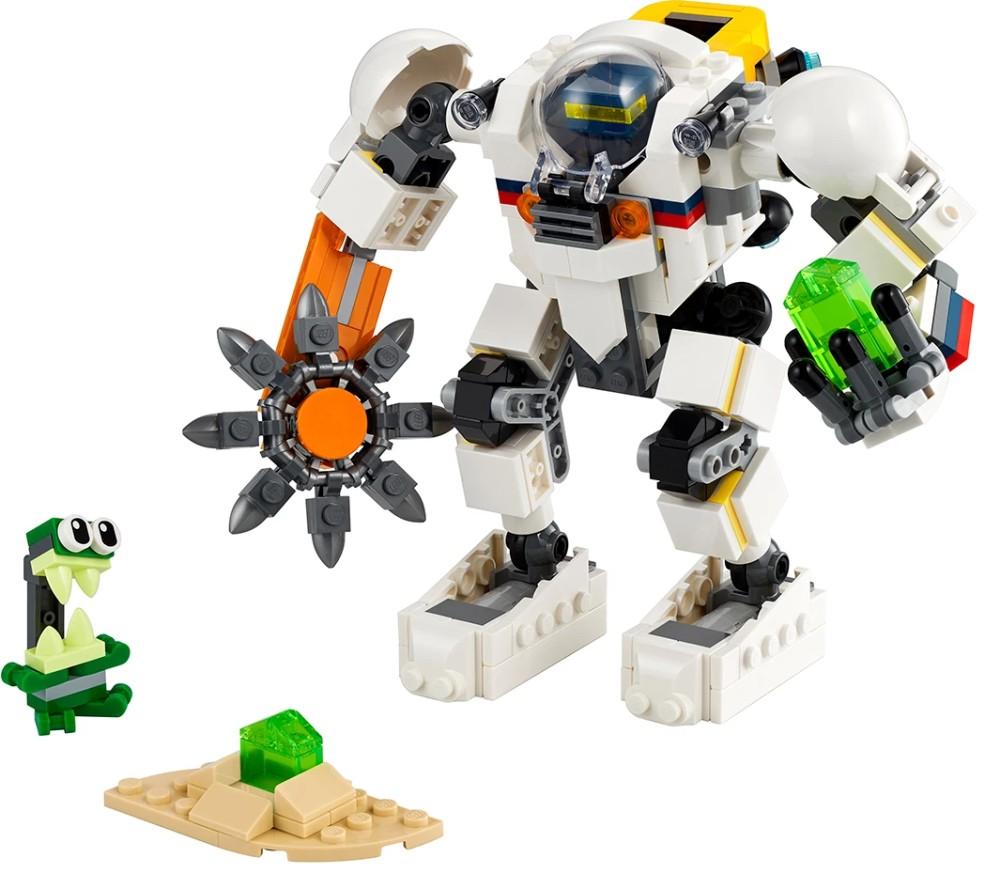 31115 Space Mining Mech 2