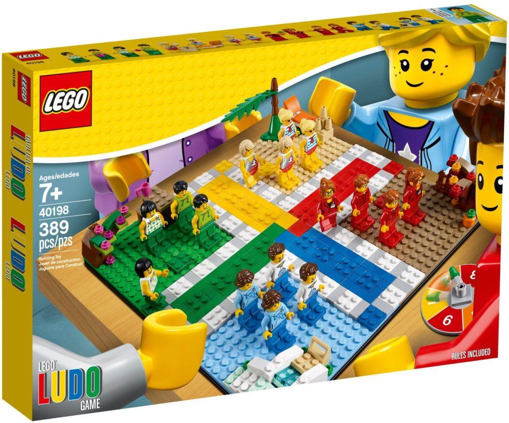 40198 LEGO Ludo Game
