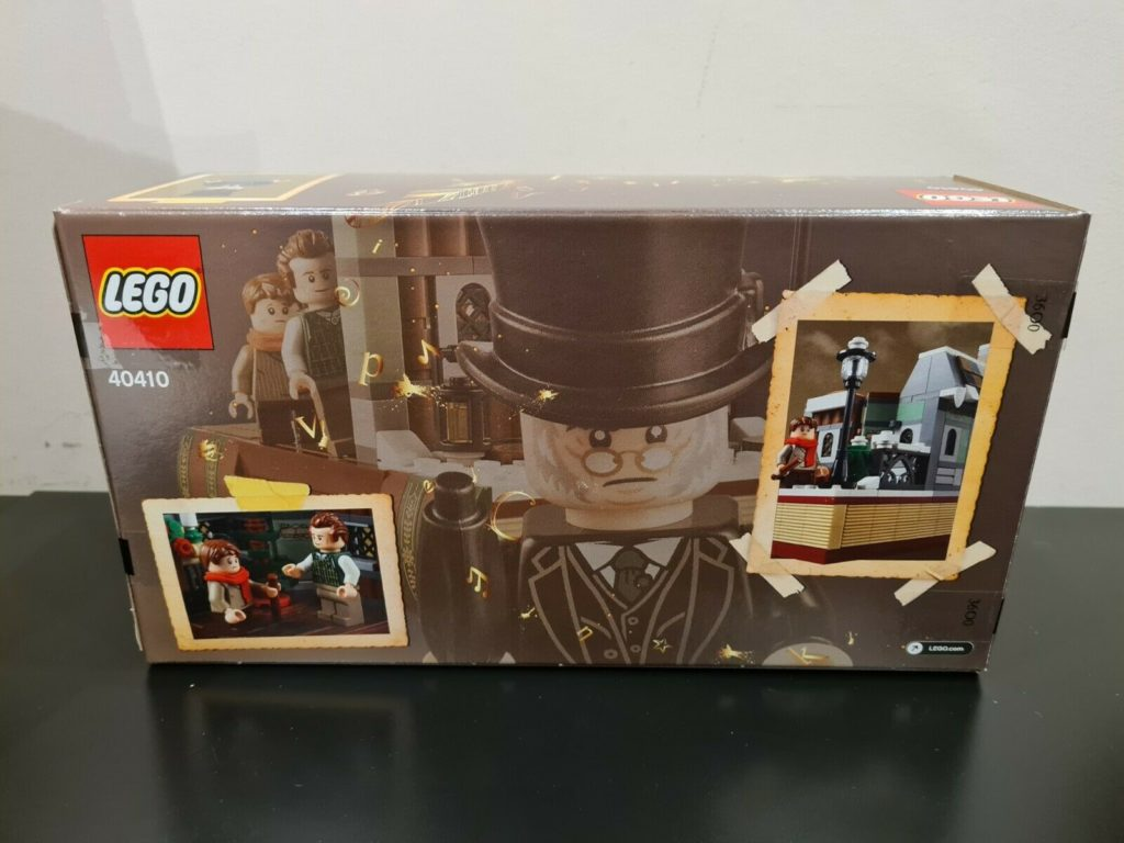 40410 Charles Dickes Tribute Box Back