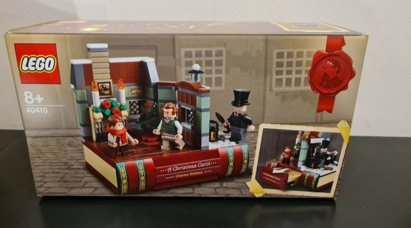 40410 Charles Dickes Tribute Box Featured