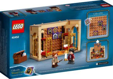 Official images of LEGO Harry Potter 40452 Gryffindor Dorms revealed