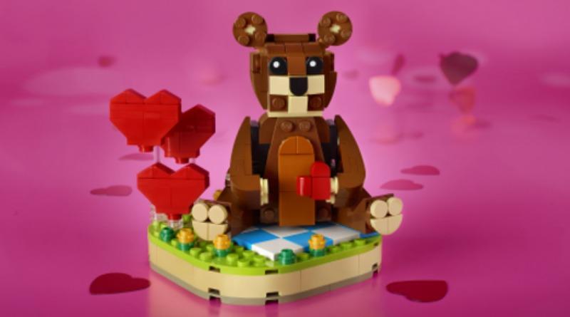 40462 Valentines Bear Featured