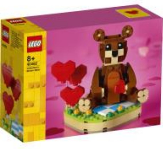 40462 Valentines Bear