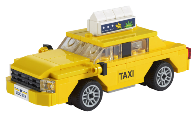 40468 Yellow Taxi 01