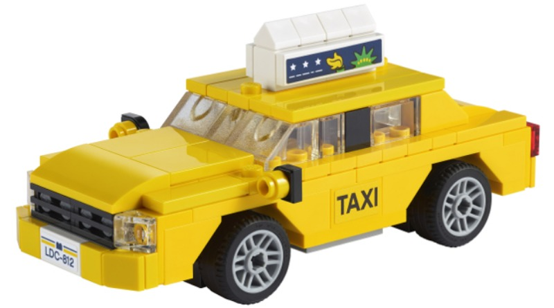 40468 Yellow Taxi Featured