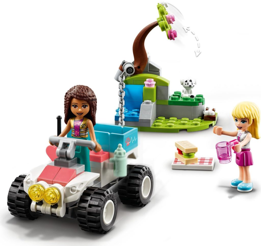 41442 Vet Clinic Rescue Buggy 3