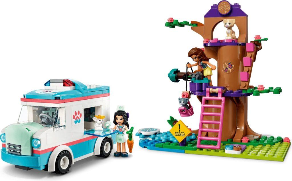 41445 Vet Clinic Ambulance 3