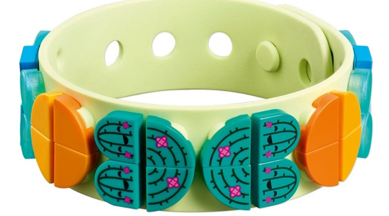 41922 Cool Cactus Bracelet Featured
