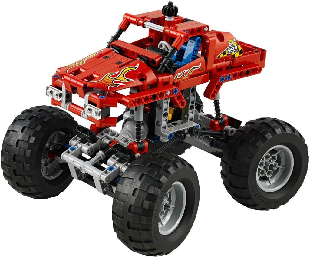 42005 Technic Monster Truck