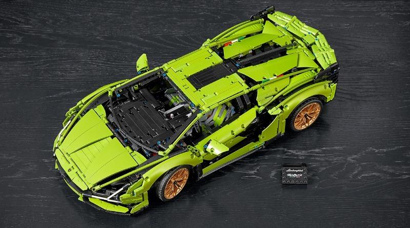 42115 Lamborghini Sian Featured