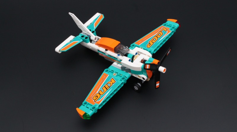 42117 Race Plane Featured