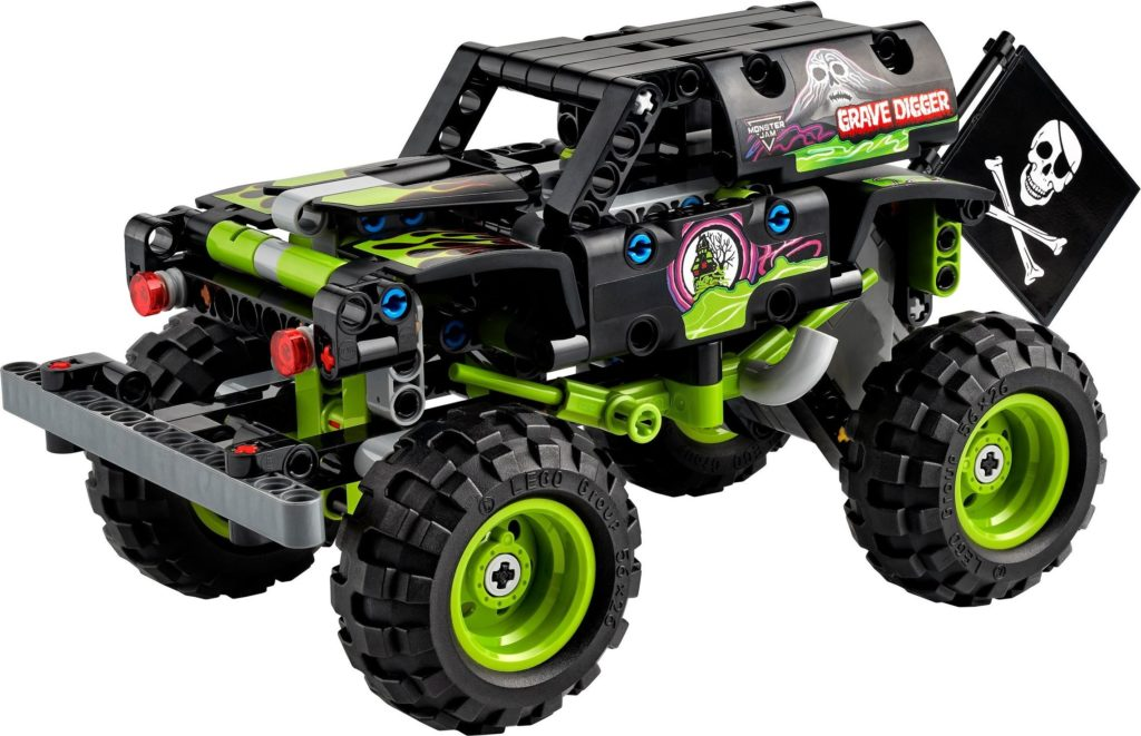 42118 Monster Jam Grave Digger 2